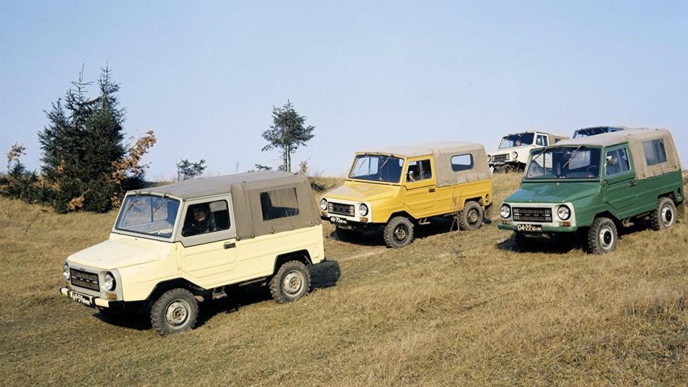 ЛуАЗ-969M '1979–88