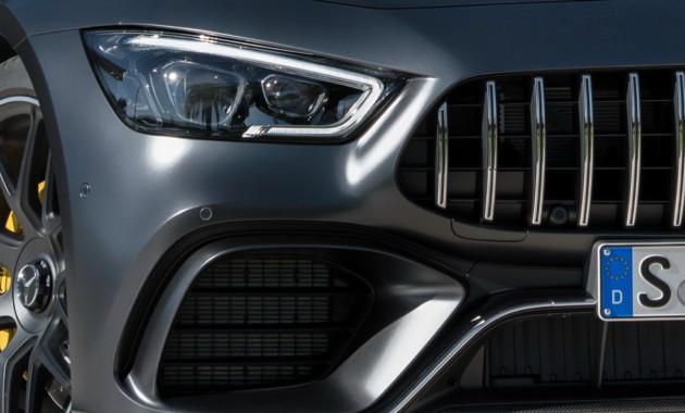 AMG откажется от12-цилиндровых моторов