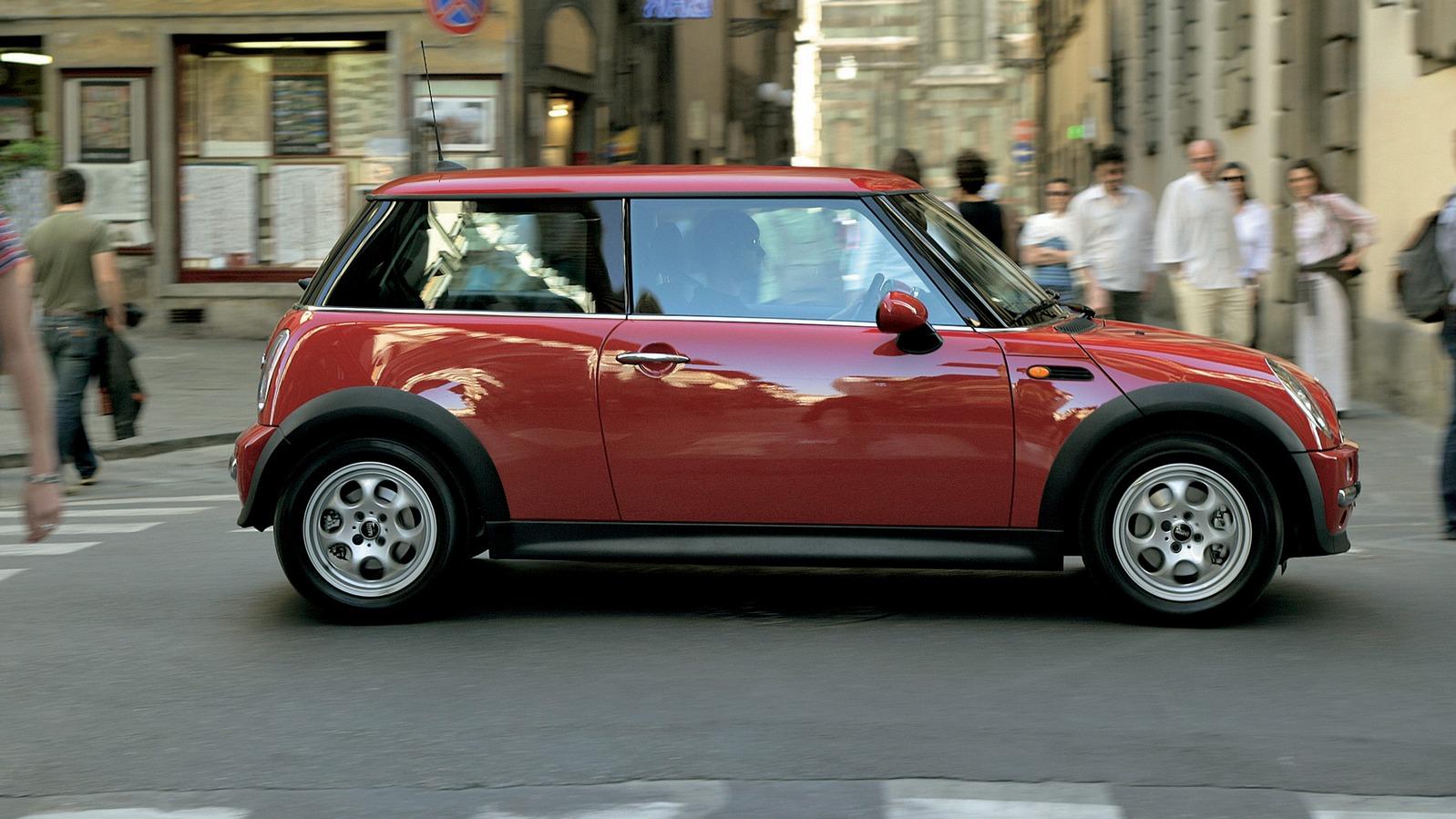 как выбрать подержанный Mini Cooper с пробегом колесару