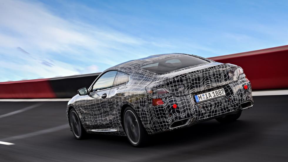 БМВ 8 Series будет представлена 15июня вЛе-Мане