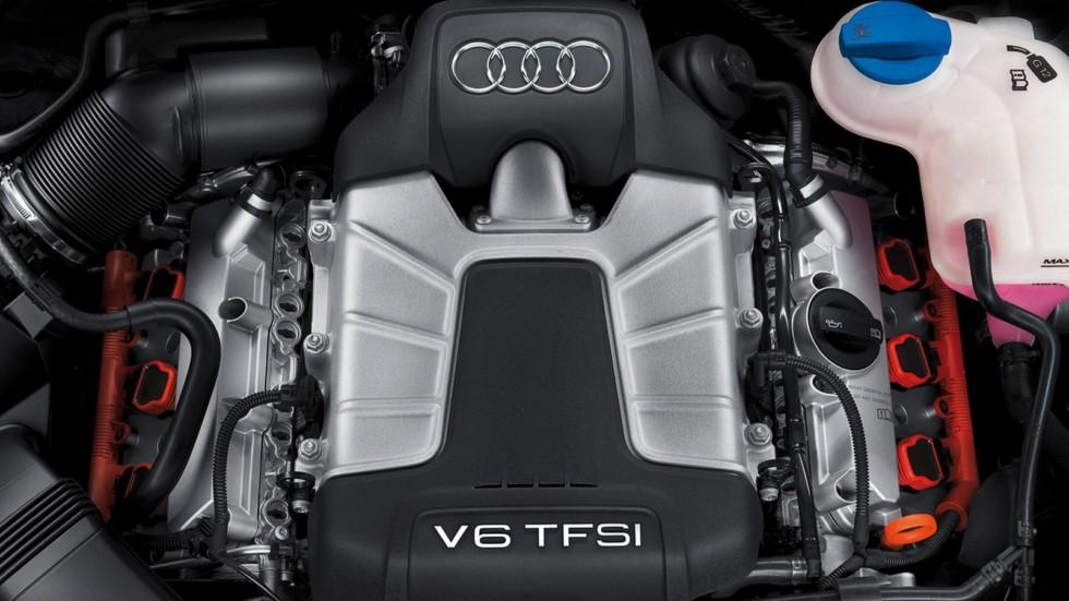 Под капотом Audi A6