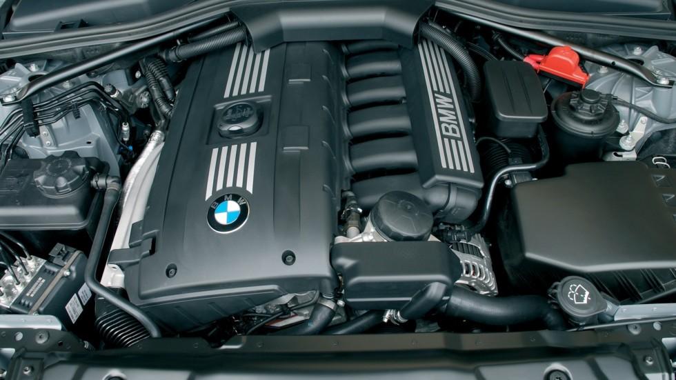 Под капотом BMW