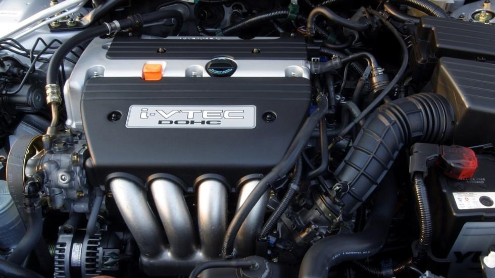Под капотом Honda Accord Sedan '2002–06