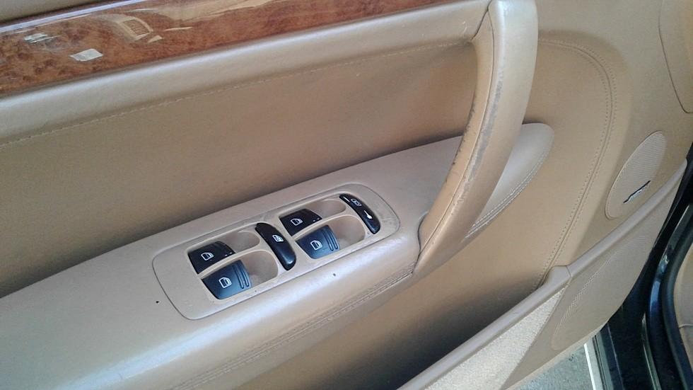 Porsche Cayenne блок управления стеклоподъемниками