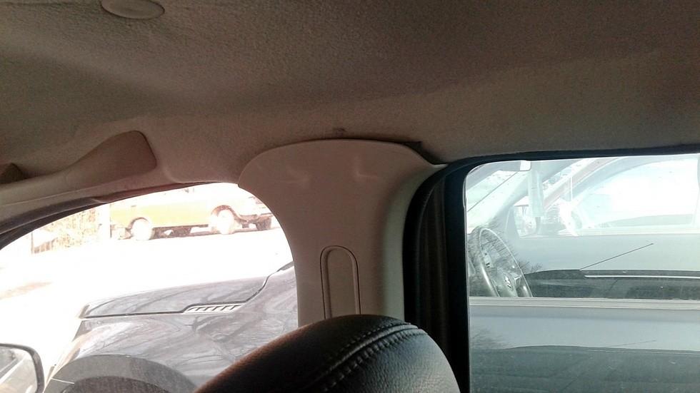 Renault Duster потолок в салоне