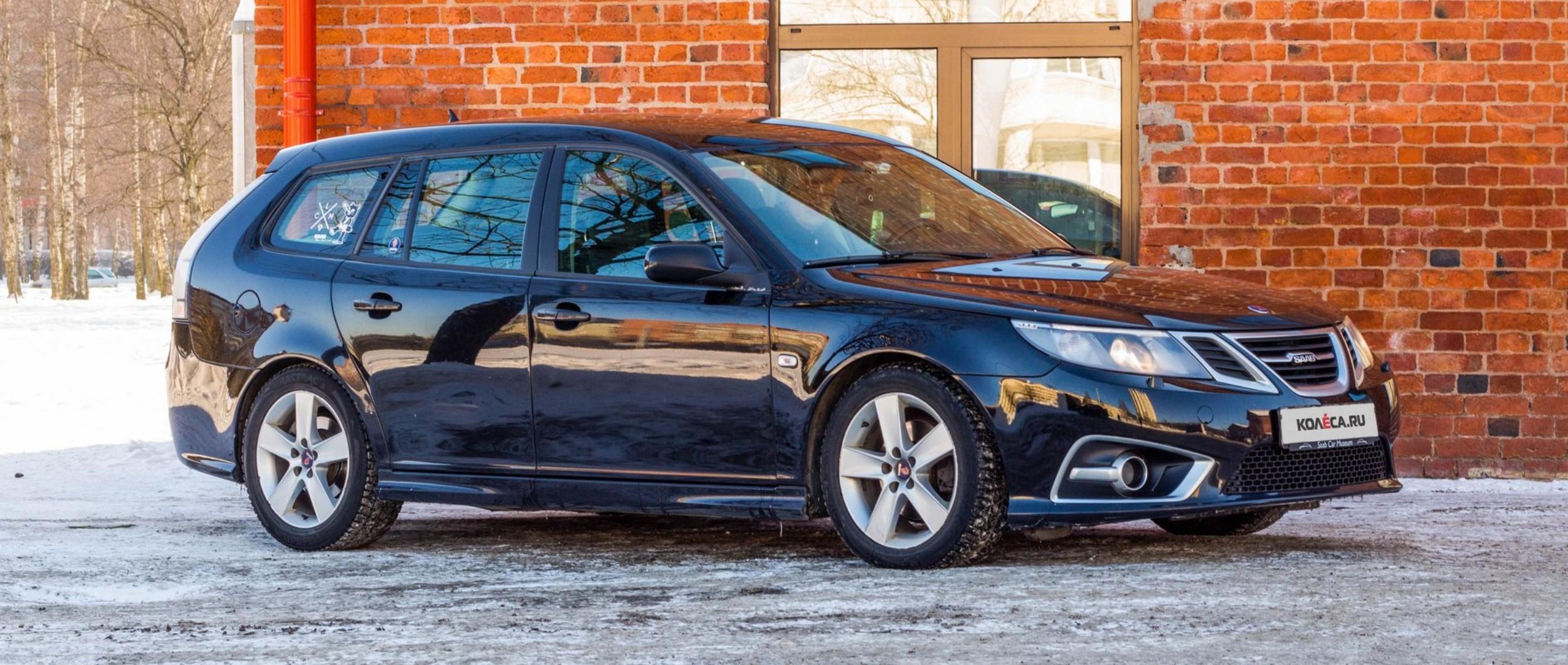 Альманах атипичных черт: опыт владения Saab 9-3 SportCombi