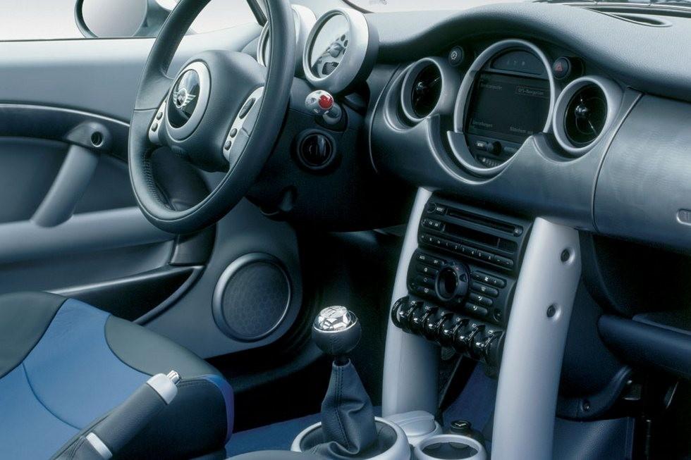 Торпедо Mini Cooper S '2001–04