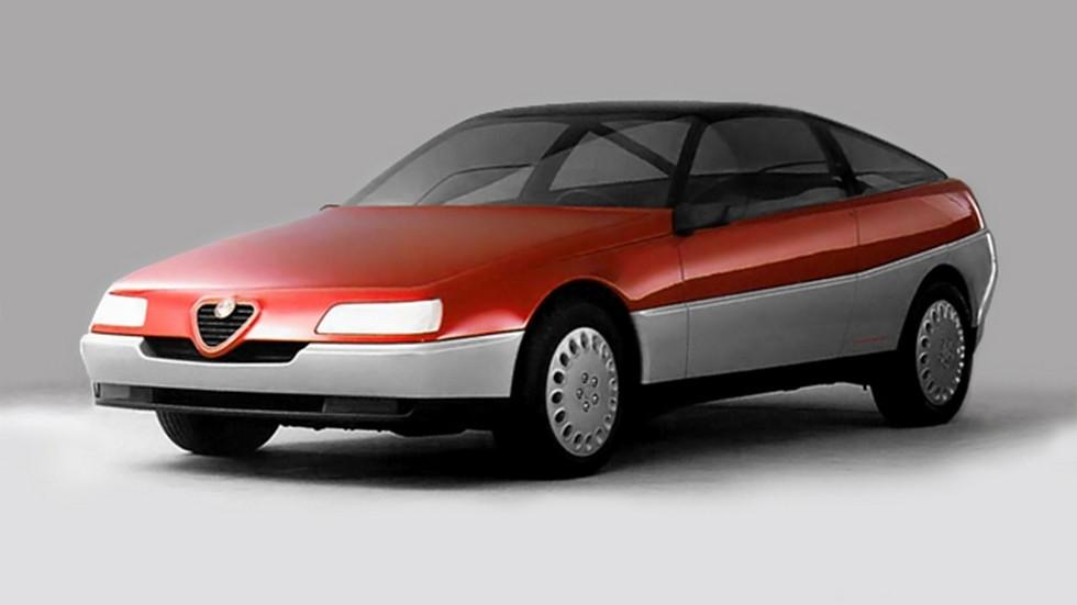 Прототип Alfa Romeo Vivace Coupe