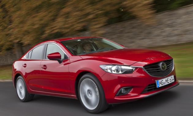 Mazda отзывает вРоссии более 20 тыс. кроссоверов СX-5