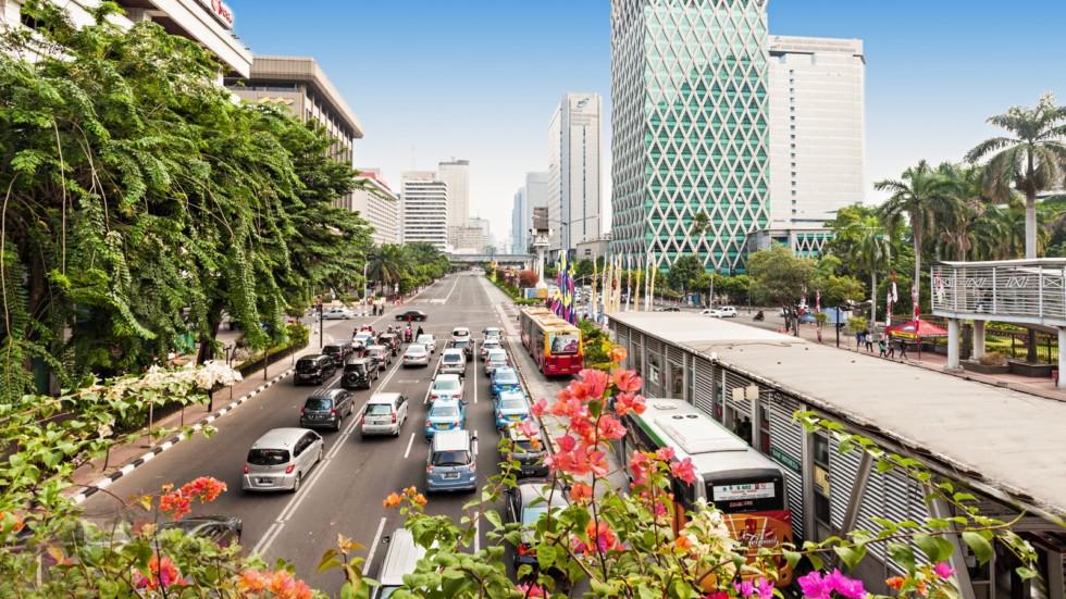 Автомобили в Индонезии