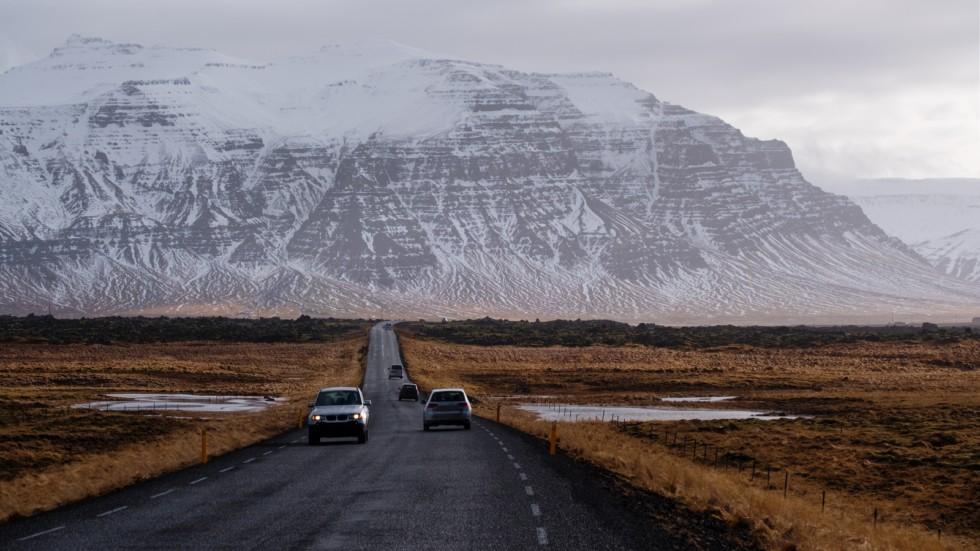 Автомобили в Исландии