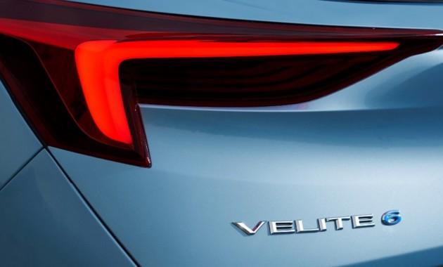 Buick Velite 6: новая модель для Поднебесной