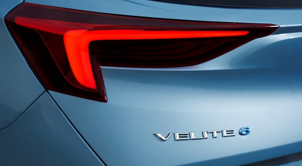 Buick VELITE 6 plug-in hybrid electric vehicle