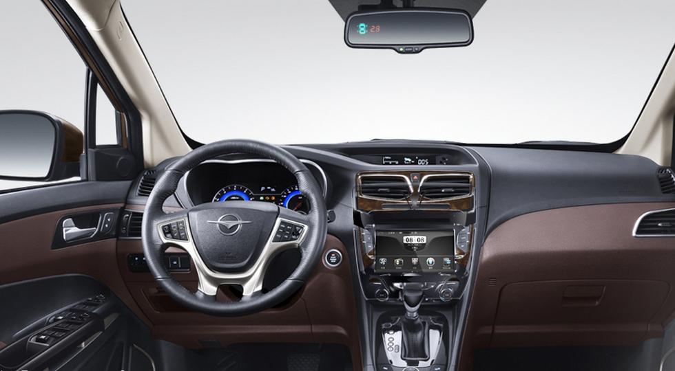 Новый компактвэн от пытающейся спасти продажи Haima: смесь Maserati и Chrysler