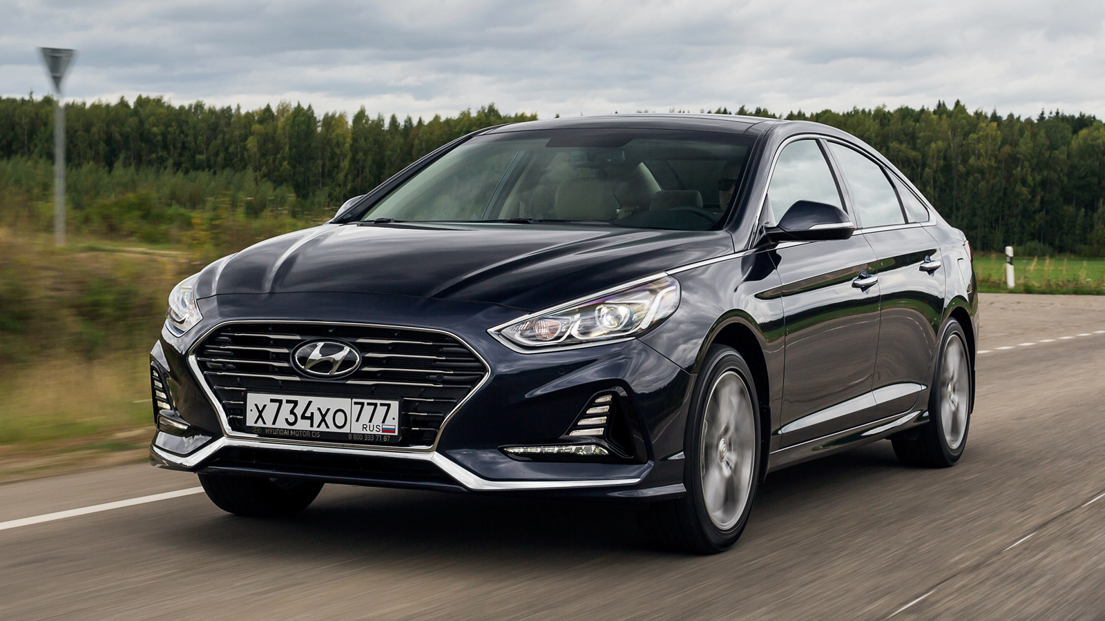 Названы автомобили года в РФ в27 номинациях