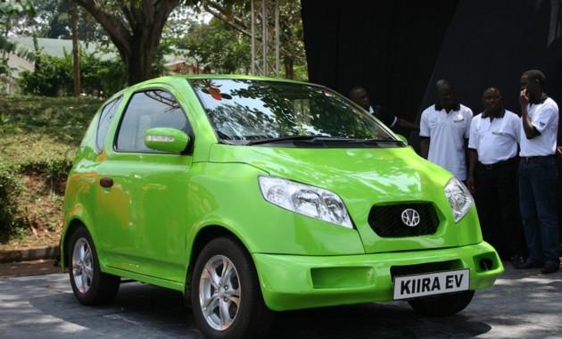 12АпрВ Африке будут выпускать массовые электромобили