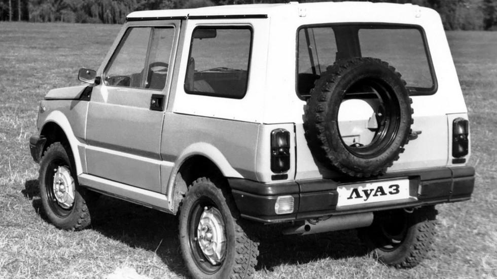ЛуАЗ-1301 опытный