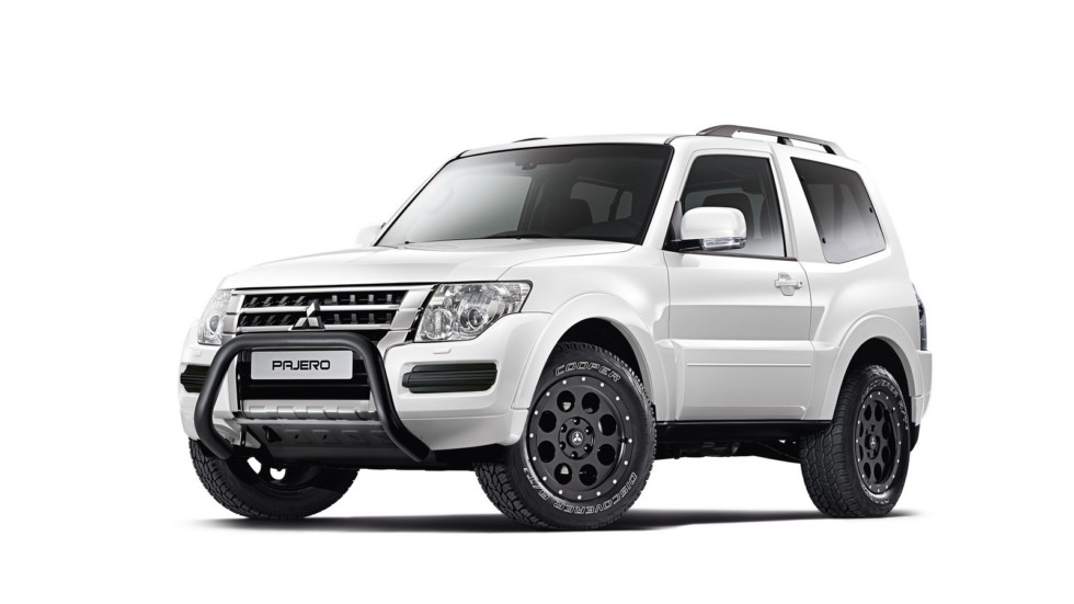 Mitsubishi Pajero Final Edition 3Door
