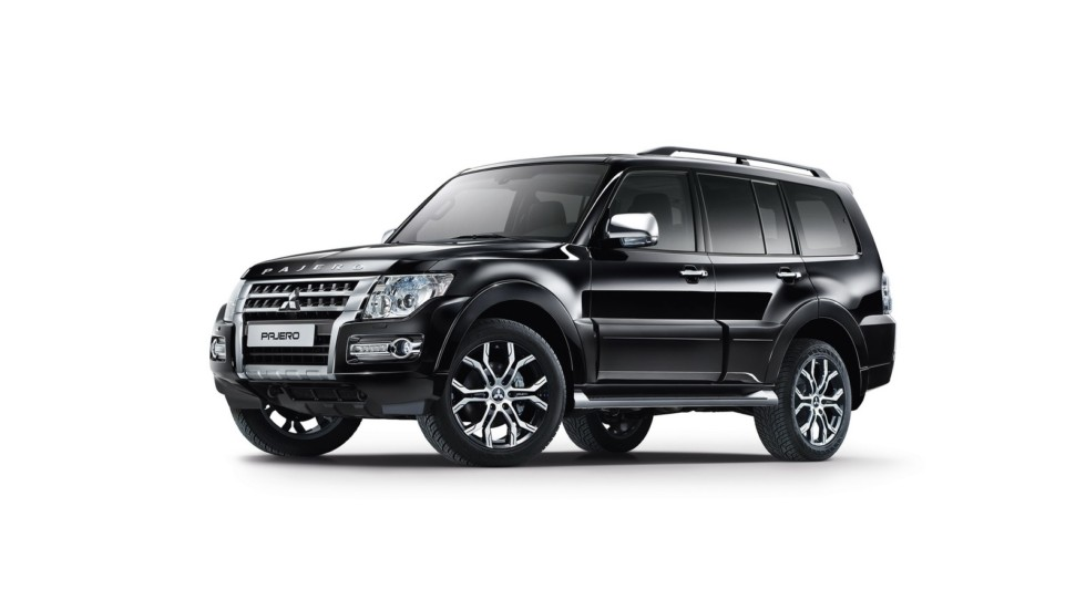 Mitsubishi Pajero Final Edition 5Door