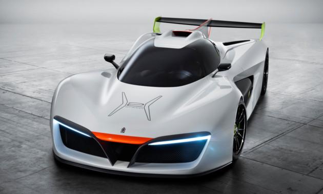 13АпрГиперкар Pininfarina выйдет в 2020 году