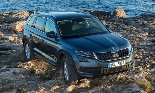 Skoda Kodiaq российской сборки: дешевле Volkswagen Tiguan