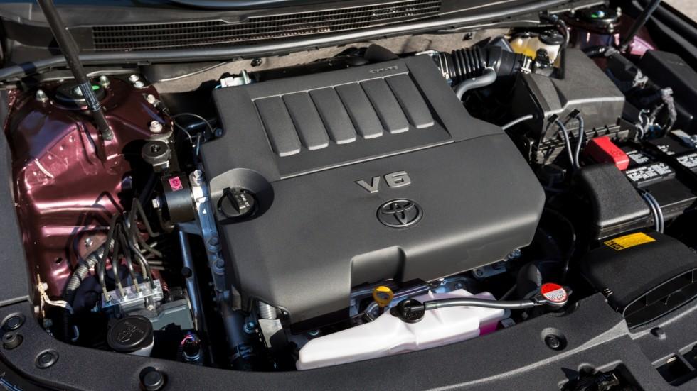 Toyota Avalon двигатель