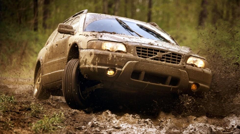 Volvo V70 XC офф роуд