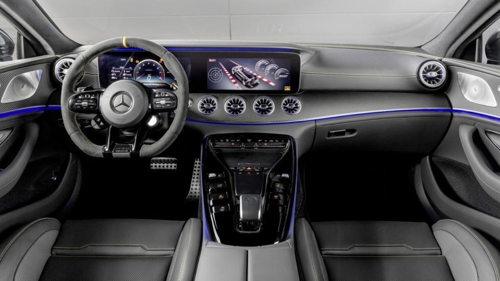 Представлен 630-сильный Mercedes-AMG GT 63 S Edition 1