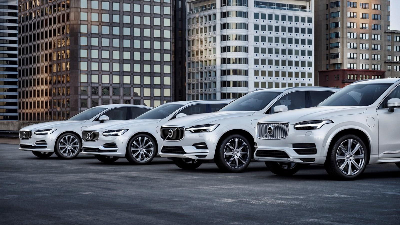 Компания Вольво  откажется отавтомашин сдизельными моторами