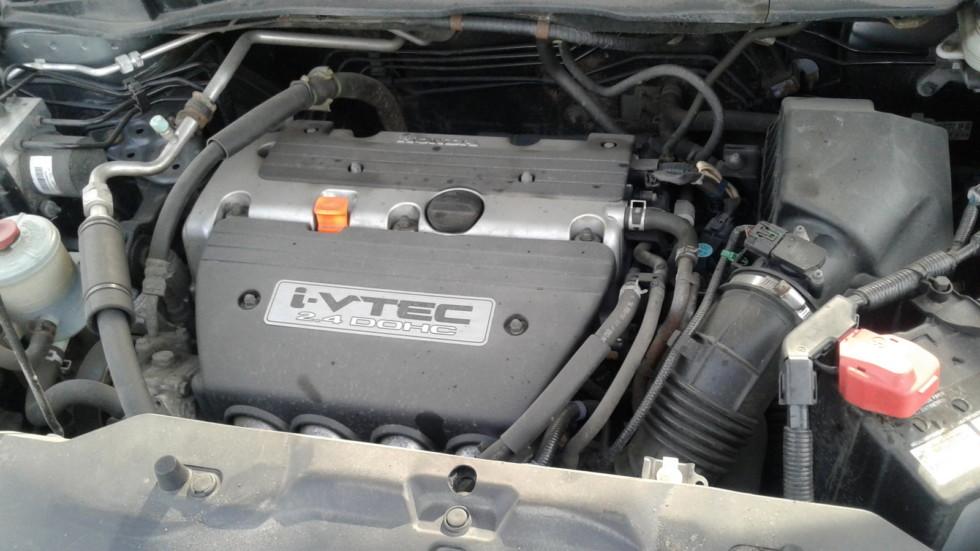 Honda CR-V двигатель