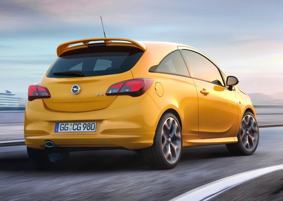 "Opel рассказал о моторе ""подогретой"" Corsa GSi"