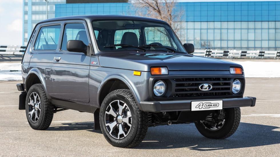 Официально: новая Lada 4x4 может получить платформу Renault-Nissan
