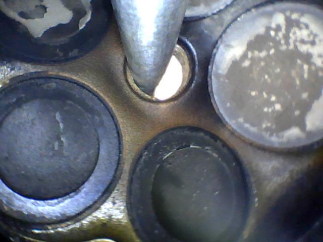 Эндоскоп камера внутри двигателя