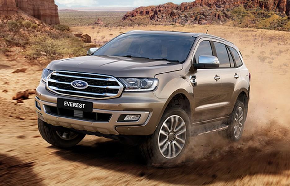 Смотри! Ford Everest 2019 года | фото, видео, технические характеристики новые фото