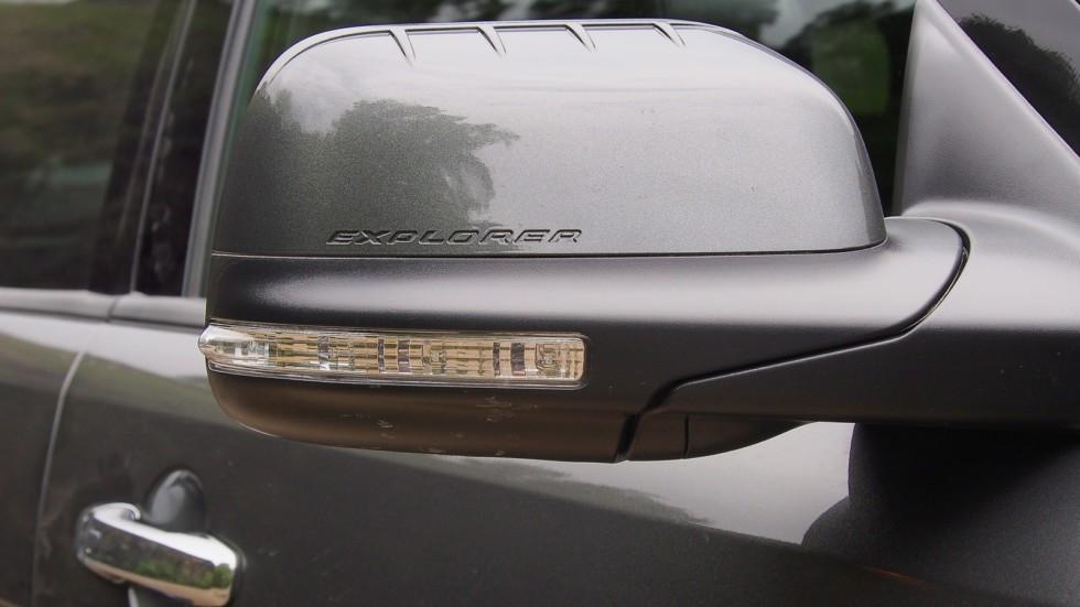Ford Explorer боковое зеркало