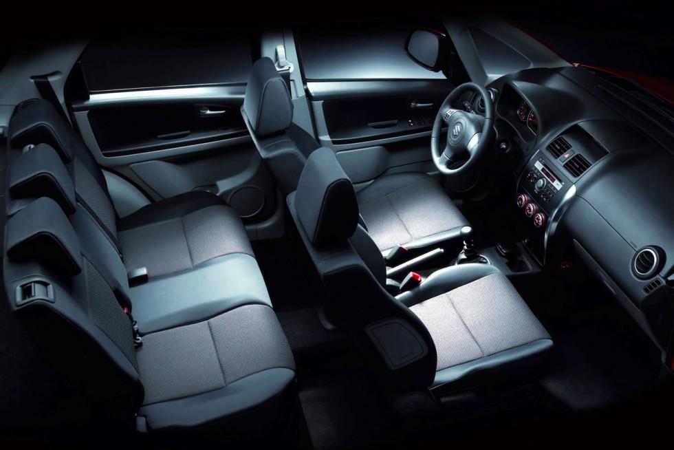 Торпедо Suzuki SX4