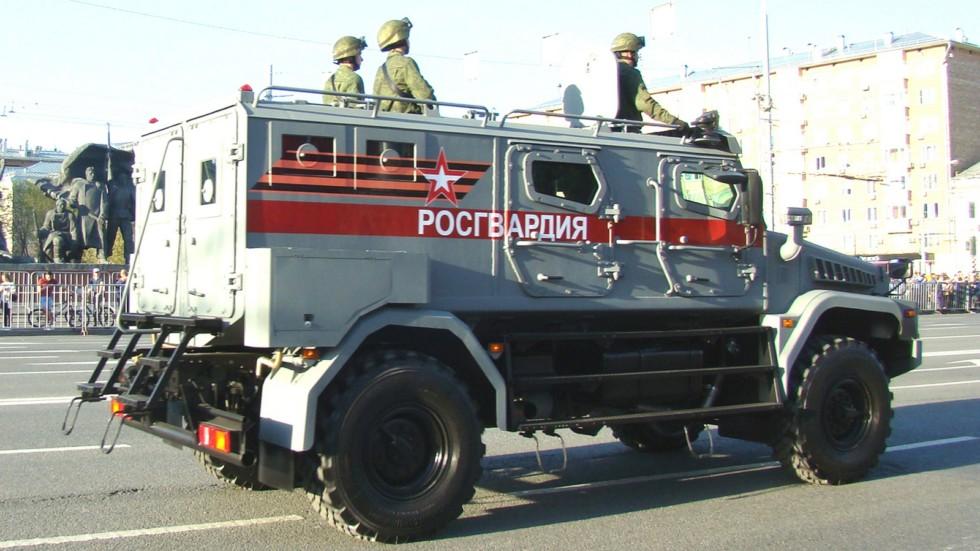 КамАЗ-435029 «Патруль»