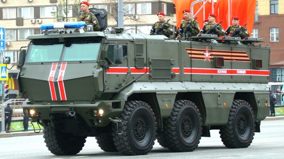 КамАЗ-63968 «Тайфун-К»