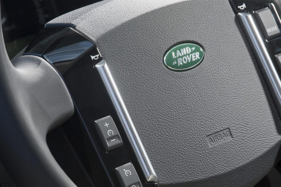 Land Rover Freelander 2 клаксон