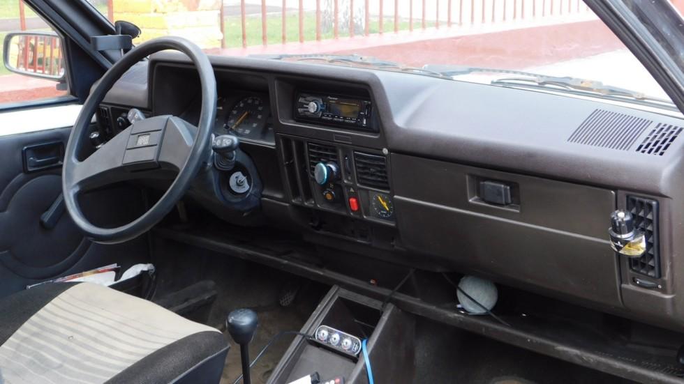 Opel Corsa интерьер