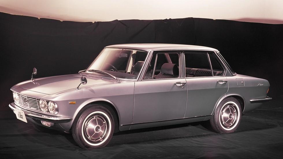 Mazda Luce (SU) '07.1966–03.1973