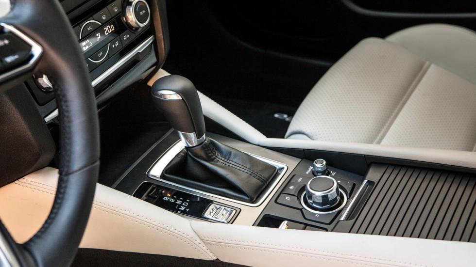 Mazda6 рычаг кпп