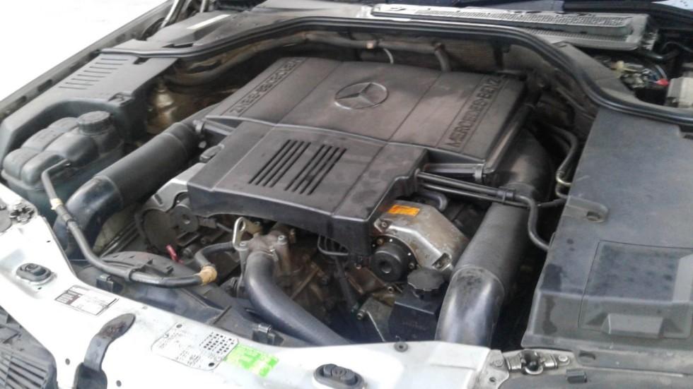 Mercedes-Benz S-Class W140 двигатель