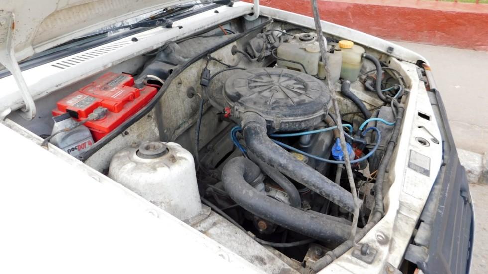 Opel Corsa двигатель