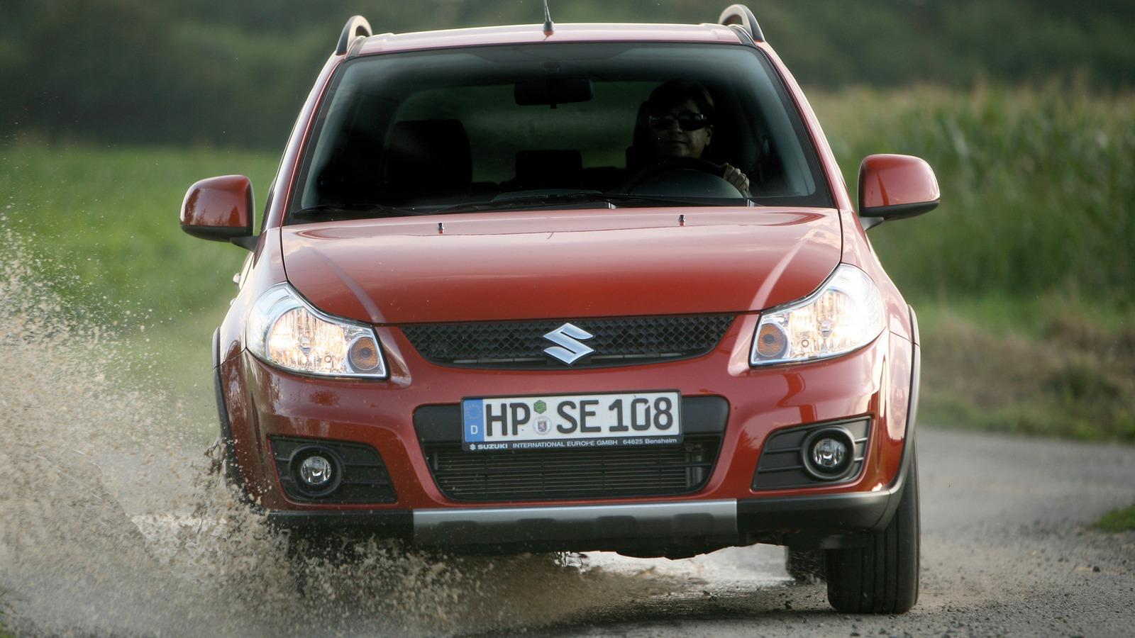 Suzuki купит у Fiat 1,6-литровый двигатель