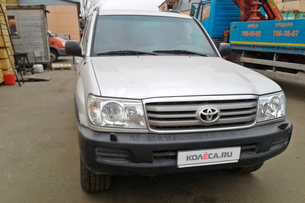 Ещё походит: покупаем Toyota Land Cruiser 100 за миллион рублей