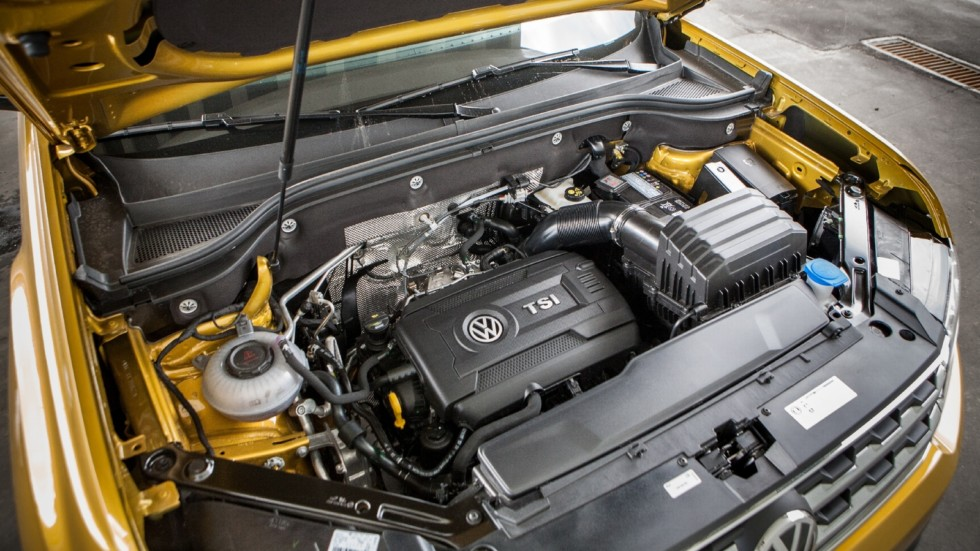 Volkswagen Teramont двигатель