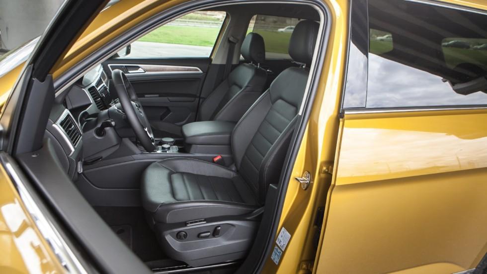 Volkswagen Teramont салон