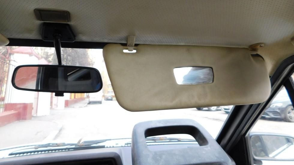 Opel Corsa зеркало заднего вида