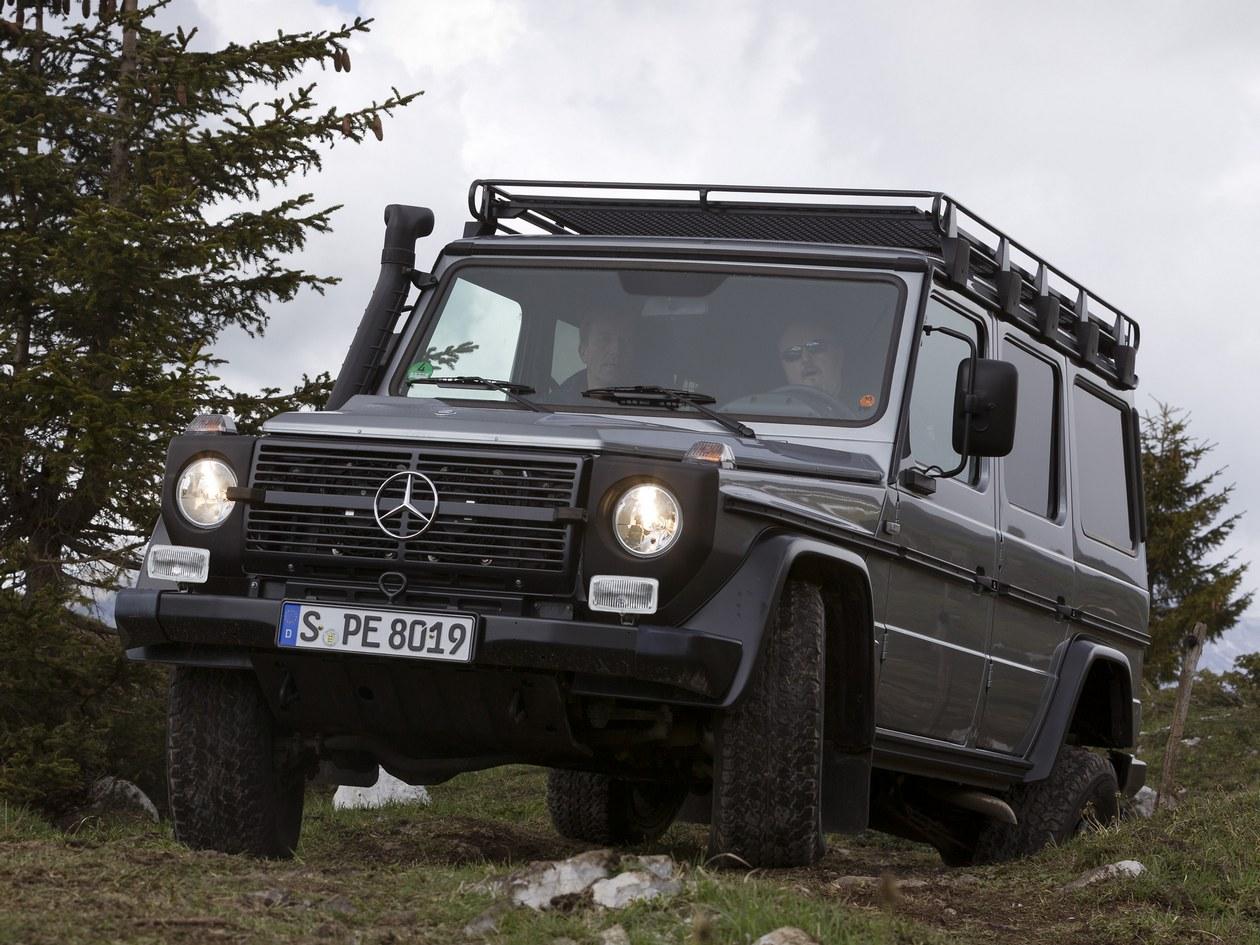 Mercedes benz g class for Mercedes benz gclass